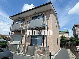 愛知県名古屋市北区楠味鋺5丁目の賃貸マンションの外観