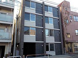 都営三田線 新板橋駅 徒歩4分の賃貸マンション