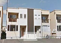 [テラスハウス] 北海道札幌市東区北二十二条東20丁目 の賃貸【/】の外観