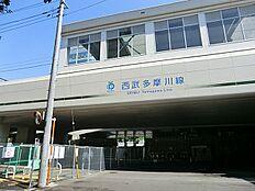 西武鉄道武蔵境駅