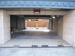 大阪市北区浮田1丁目の機械式駐車場