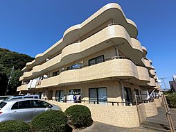 千葉県成田市美郷台2丁目の賃貸マンションの外観