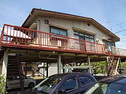 水上アパート[2階]の外観