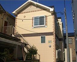 神奈川県川崎市川崎区塩浜2丁目の賃貸アパートの外観