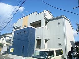 クリスタルI香椎駅東[2階]の外観