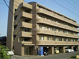 岡山県倉敷市新田丁目なしの賃貸マンションの外観
