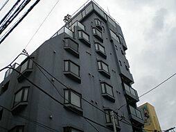 東京都渋谷区円山町の賃貸マンションの外観