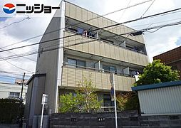 パステル21[3階]の外観