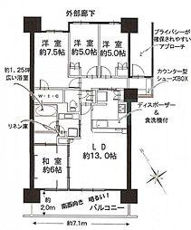 ザ・レジデンス千葉ニュータウン中央 五番館