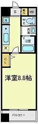 マンション芦紅[2階]の間取り