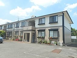 大阪府堺市中区土師町3丁の賃貸アパートの外観