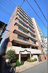 マイキャッスル横浜リバーサイド8階建