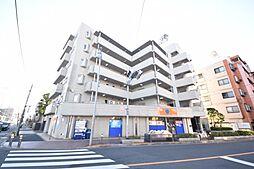 ペアシティハウス竹の塚[6階]の外観