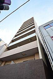 東京都江東区森下1丁目の賃貸マンションの外観