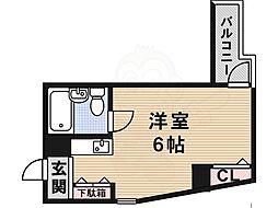 寺田町駅 3.6万円