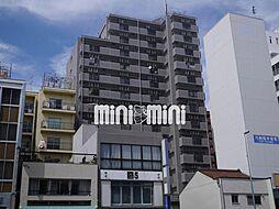 マンション森[6階]の外観