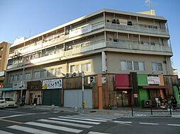 ローレル八尾本町[3階]の外観