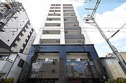 ラムール難波西[6階]の外観
