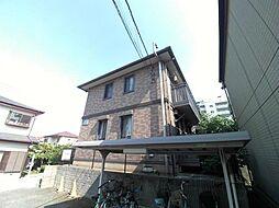 シャンティ上山[201号室]の外観