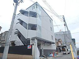 A-mon太秦天神川[402号室]の外観