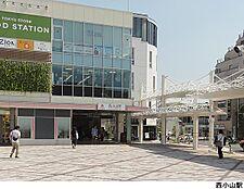 西小山駅(現地まで800m)