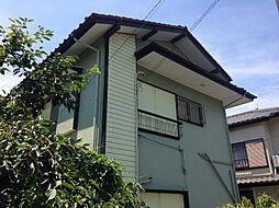 高橋アパート[1F 左号室]の外観
