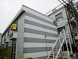 レオパレス長居西[1階]の外観