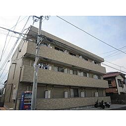 神奈川県横浜市磯子区上町の賃貸アパートの外観