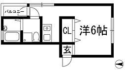 MBハウス[2階]の間取り