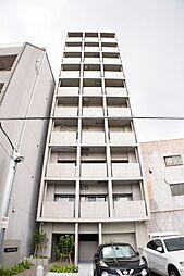 リッツスクエアゲイトキューブ[4階]の外観