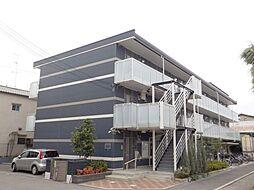 大阪府大阪市平野区加美東6丁目の賃貸マンションの外観
