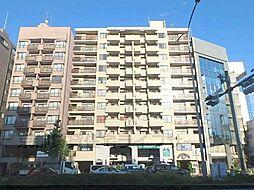 ライオンズマンション四条大宮904号室[9階]の外観