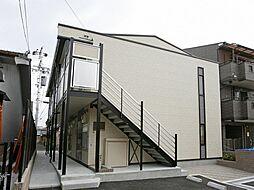 大阪府大阪市鶴見区横堤2丁目の賃貸アパートの外観