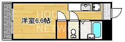 メゾンハウスI[304号室号室]の間取り