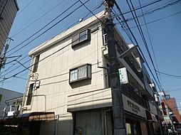 東京都昭島市玉川町4丁目の賃貸マンションの外観