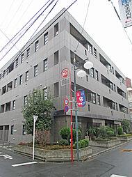 東京都杉並区阿佐谷北2丁目の賃貸マンションの外観