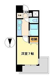 プレサンス桜通アベニュー[9階]の間取り