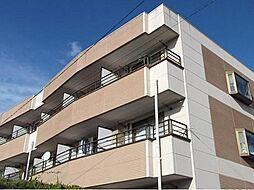 山梨県甲府市古府中町の賃貸マンションの外観