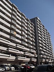 高見フローラルタウン六番街23号棟[11階]の外観