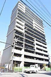 大阪府大阪市淀川区木川西2丁目の賃貸マンションの外観