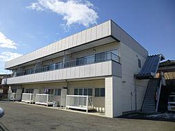 コーポヤマセ[2階]の外観