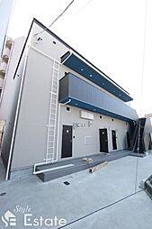 名古屋市営東山線 八田駅 徒歩6分の賃貸アパート