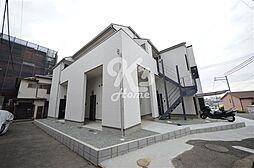 兵庫県神戸市長田区蓮宮通4丁目の賃貸アパートの外観