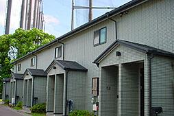 大阪府大阪市東淀川区井高野4丁目の賃貸アパートの外観