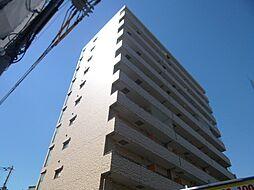 ハイツウィーン[10階]の外観