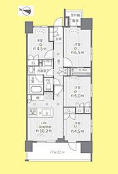 プレシス大宮アルティア(最上階・宅配BOX)
