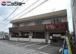 川合アパート[1階]の外観