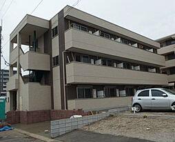 千葉県柏市小青田の賃貸マンションの外観