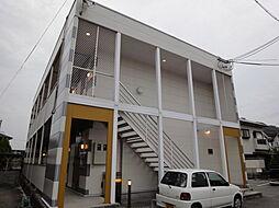 兵庫県姫路市下手野6丁目の賃貸アパートの外観