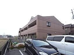 兵庫県姫路市網干区坂出の賃貸マンションの外観